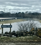 03-04-18 Old Stone Dock Association - Crossen Creek after rain storm