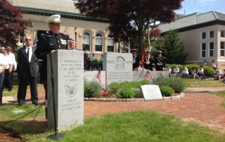 Kevin Doyle Keynote Speaker Memorial Day Celebration, Falmouth, MA