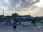 07-14-19 Triathlon Staging Area