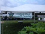 07-31-16 Tents provided by Barnstable County Sheriff's Office