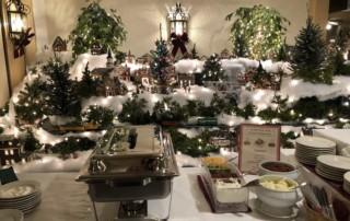 ShoreWay Acres Holiday Buffet for OSDA