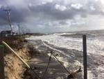 Kevin Doyle Surf Drive Beach Erosion 10-30-17 Mill Rd 3 IMG_1756