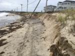 Terry Saunders Surf Drive Beach 11-05-17 Erosion1 IMG_0721