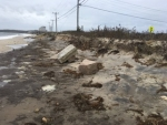 Terry Saunders Surf Drive Beach 11-05-17 Erosion2 IMG_0722