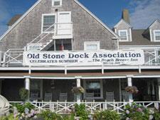 Old Stone Dock, Falmouth, MA