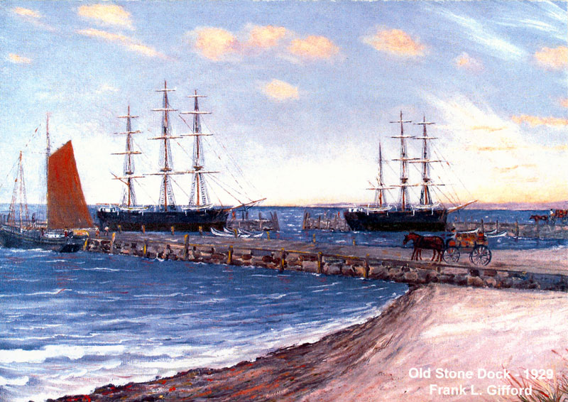 Old Stone Dock History