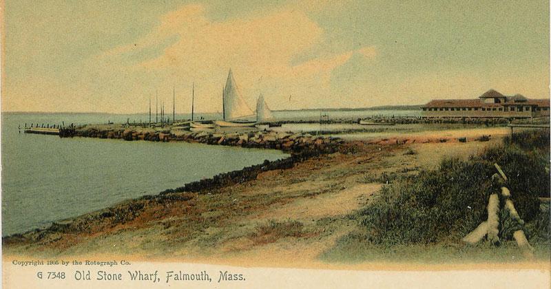 Old Stone Wharf, Falmouth, MA